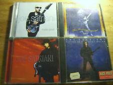 Joe Satriani [4 CD Alben] Flying + Crystal + Beautiful +