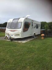 Bailey Unicorn 11 Cadiz 4 Berth Caravan 2014 model inc Motor Mover