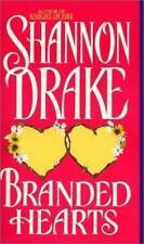 Shannon Drake Branded Hearts