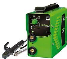 POSTE A SOUDER INVERTER GYS 3200 Pince masse porte electrode acier inox fonte