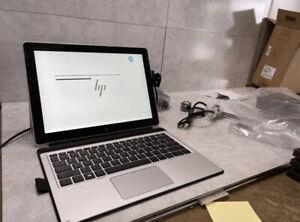 "HP 12.3"" Elite x2 1012 G2 Core i5, 16gb Ram, 256 SSD, 1080p,Pen & Keyboard"