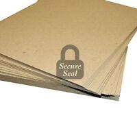 "1 Heavy Duty Chipboard 8.5x11 Cardboard Scrapbook Sheet Pads .050 8.5""x11"" THICK"