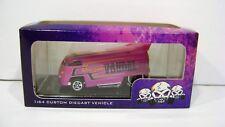 Hot Wheels Diecastspace 2013 NIghtStalker Las Vegas Conv VW Drag Bus Pink