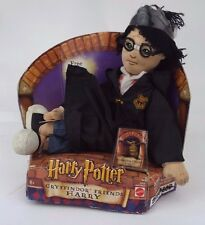 2001 HARRY POTTER GRYFFINDOR FRIENDS DOLL SOFT TOY - Dirty Marks