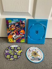 Splatoon + New Super Mario Bros U (Nintendo Wii U) Game Bundle