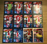 MATCH ATTAX EXTRA 2019/20 FULL SET OF ALL 12 AFC AJAX CARDS