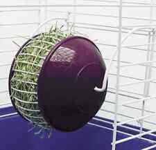 Rolling Hay Feeder Small Pet Rabbit Guinea Pig Degu Ball Fun Dispenser Hanging