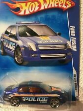 2009 Hot Wheels Ford Fusion HW City Works #109
