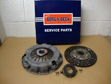Jaguar E Type 4.2 Series 1 & 2 1965 - 1971 HK9702 Genuine Borg & Beck Clutch Kit