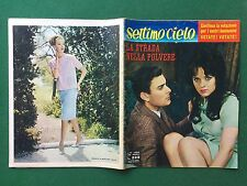 SETTIMO CIELO n.35/1965 FEMI BENUSSI MARIA OTERO Fotoromanzo Rivista Magazine