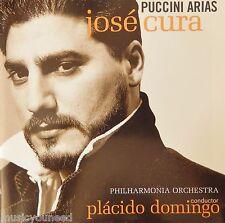 JOSE CURA & Philharmonia Orchestra - Puccini Arias (CD 1997) VG++ 9/10