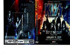 Kiss 2019 Pepsi Live At Rogers Arena, Jan 31, 2019  DVD