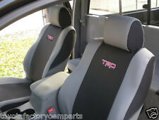 TOYOTA TACOMA 2005-2008 TRD BLACK & GRAPHITE SEAT COVERS  PT218-35052-01