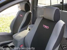 TOYOTA TACOMA 2005-2008 TRD BLACK & GRAPHITE SEAT COVERS  PT218-35052-01