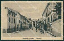 Verona Lago di Garda Bardolino PIEGHE cartolina QK7451
