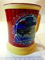The Polar Express Train Ride Mug Hot Hot Chocolate Gold Ticket Cup Coffee