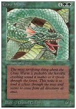 Wurm Devastatore - Craw Wurm MTG MAGIC Unlimited Eng NM