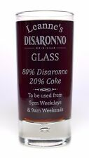 Personalised Disaronno % Highball Glass Gift For Birthday/Uncle/Brother/Gr andson