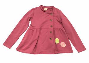 Matilda Jane Secret Fields Amethyst Willow Jacket Girls Size 8 Purple