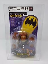 BATTLE SPIKE BATMAN MOC 2003 DC COMICS AFA GRADED 1OF4 MADE UNCIRCULATED U85NM+