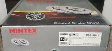 2 X PORSCHE 911 996 BOXSTER CAYMAN FRONT BRAKE DISCS MINTEX MDC1429RC MDC1429LC