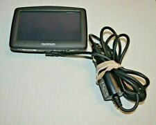 "TomTom XL N14644 GPS Navagation Color Touch 4"" Screen USA & Canada Works Great"