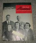 THE UTAH ALUMNUS 1951 University of Utah UTES