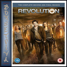 REVOLUTION  - COMPLETE SERIES SEASON 2  **BRAND NEW DVD*