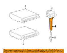 BMW OEM 97-02 Z3 Ignition Spark Plug-Wire OR Set-See Image 12131730412