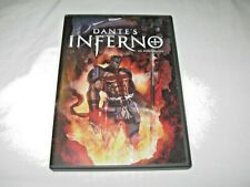 Dante's Inferno dvd *Used* Very Good!!! See Photos...