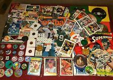 New listing Junk Drawer Lot Collectibles, Dan Marino, Superman, Football, Misc #10/20/1P