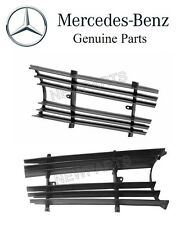 For Mercedes Benz R107 C107 Set of Front Left & Right Grilles Screen Genuine