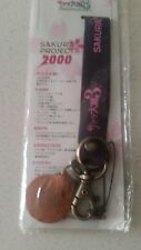 Sakura Project 20000 Rare Japanese Promo Key Chain (2000)
