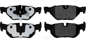 Disc Brake Pad Set-Semi-Metallic Pads Rear Autopartsource MF1171