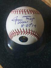 "Willie Mays Signed Autographed Auto ROML Baseball ""HOF 79"" Say Hey Holo Giants"