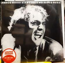 VASCO ROSSI - SIAMO.SOLO NOI -  RARO PICTURE LP 33 GIRI 2012 NUOVO SIGILLATO