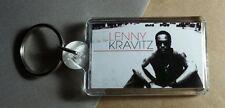 As-Is Lenny Kravitz Celebrate Tour Dbl Sided Music Key Chain Keychain