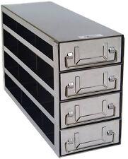 "Upright Freezer Drawer Racks For 2"" Boxes, UFD-342"