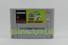 Tiny Toon Adventures Buster BUSTS LOOSE! - Jump N Run für Super Nintendo / SNES