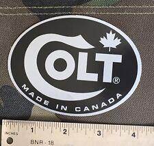 Colt Canada Sticker