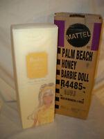 Palm Beach Honey Silkstone Barbie Doll Club Doll NRFB Gold Label 2010 bfmc