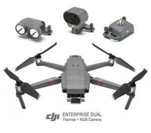 DJI Mavic 2 Enterprise Dual Edition RGB / Thermal Drone
