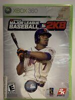 Major League Baseball 2K8 Xbox 360 Kid Game MLB New York Mets José Reyes