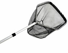 "United Aquatics Pond & Fish Net - 17"" Square Net with 70"" Telescoping Handle"