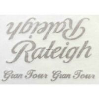 Raleigh Gran Tour set