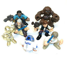 STAR WARS Galactic Heroes Original Trilogy Classic Character toy figure lot
