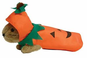 Marshall Ferret Toy Dog Fashion Pumpkin Patch Costume - Pumpkin