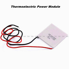 1Pcs New Thermoelectric Power Generator 150℃ High Temperature Peltier TEG Module