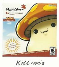 Maple Story starter factory sealed