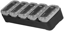 Rubbermaid FastTrack Storage Organization Garage Plastic Utility Bin Kit